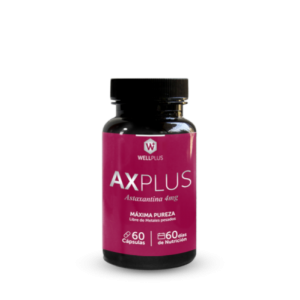 AX PLUS Astaxantina 60 caps